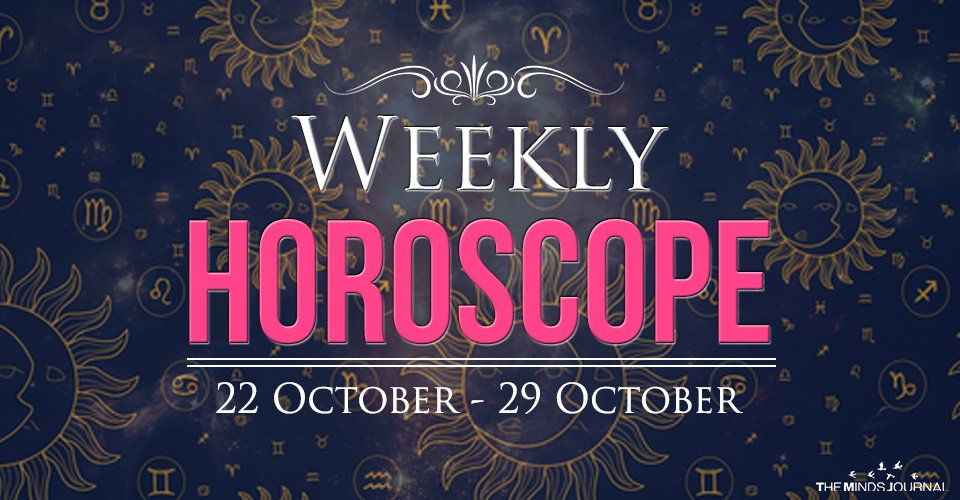 Your Predictions for the New Week, October 22 – 28 2018