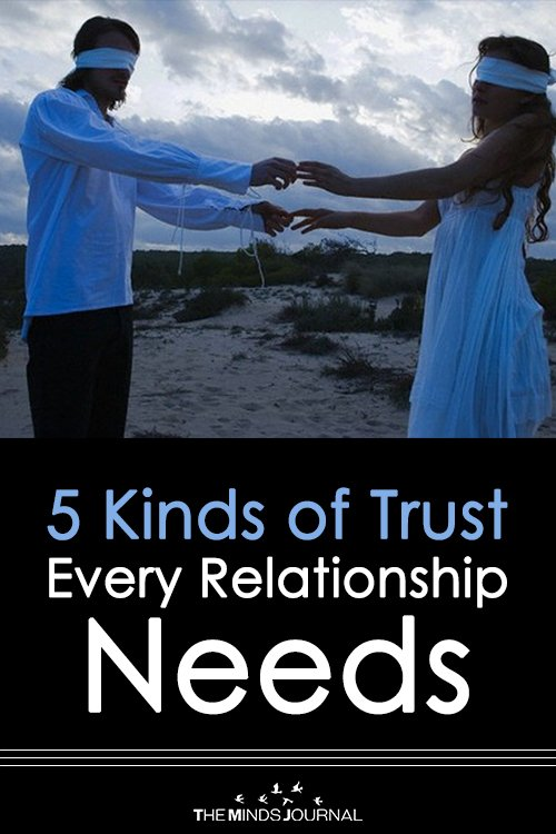 5 Kinds Of Trust Your Marriage Needs