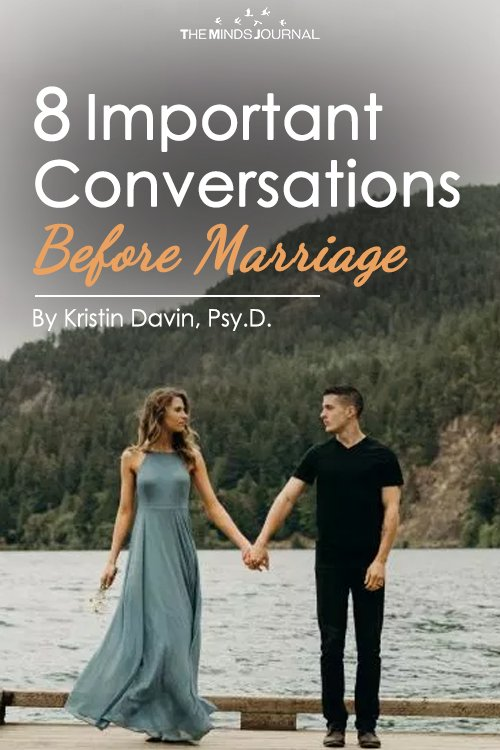 8 Important Conversations Before Marriage