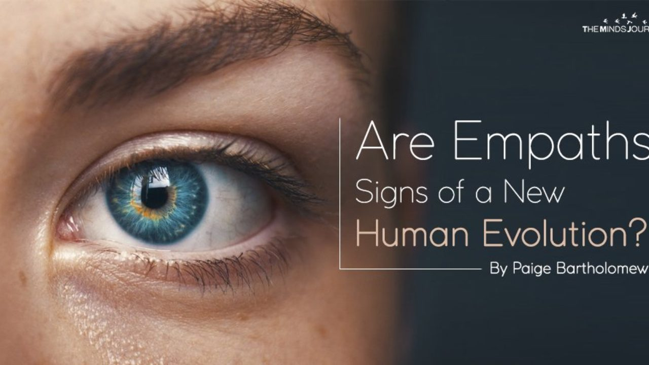Are Empaths Signs of a New Human Evolution?
