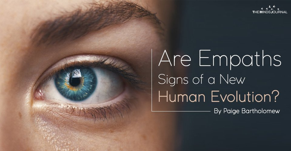 Are Empaths Signs of a New Human Evolution