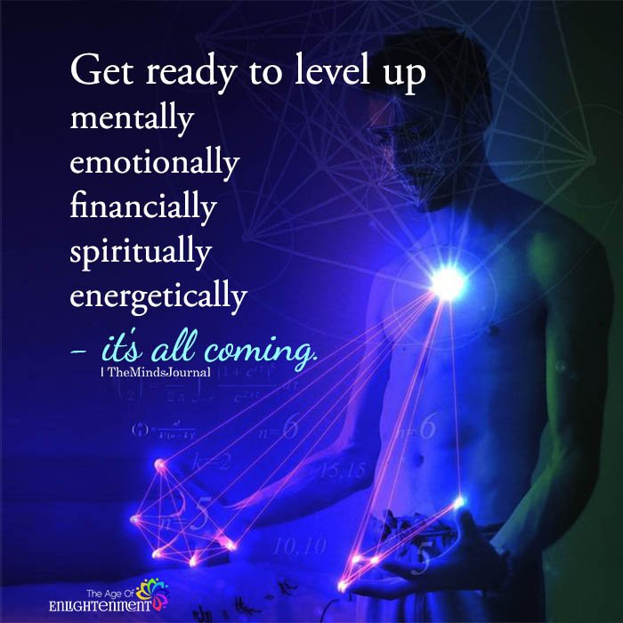 Get ready to level up