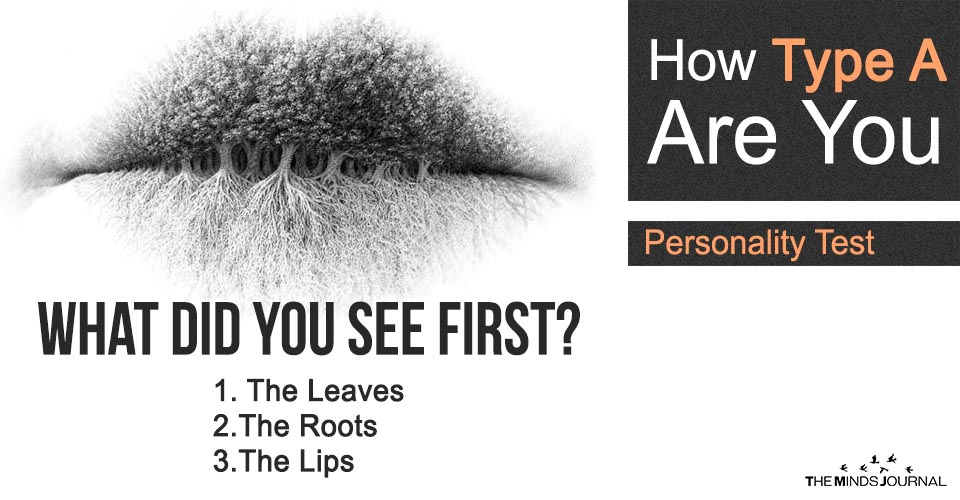 How Type A You Really Are Visual Personality Test