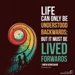 Life Can Only Be Understood Backwards