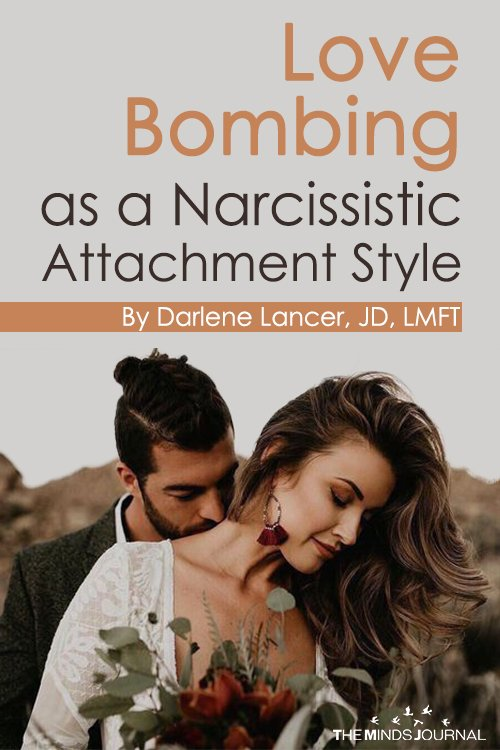 Love Bombing as a Narcissistic Attachment Style