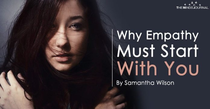 Love Yourself Through Why Empathy Must Start With You