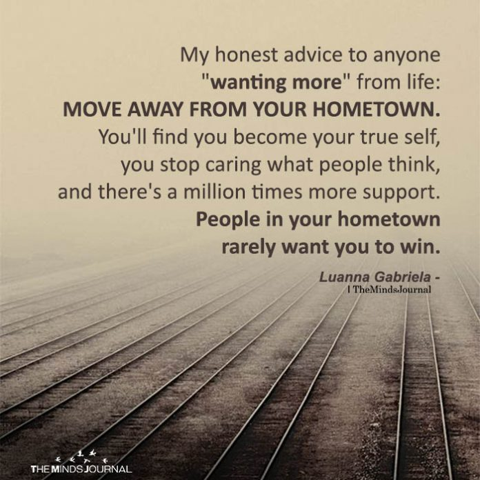 My Honest Advice To Anyone wanting more From Life