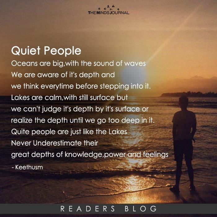 Quiet People