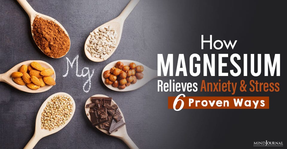 Reasons To Take Magnesium For Anxiety And Stress