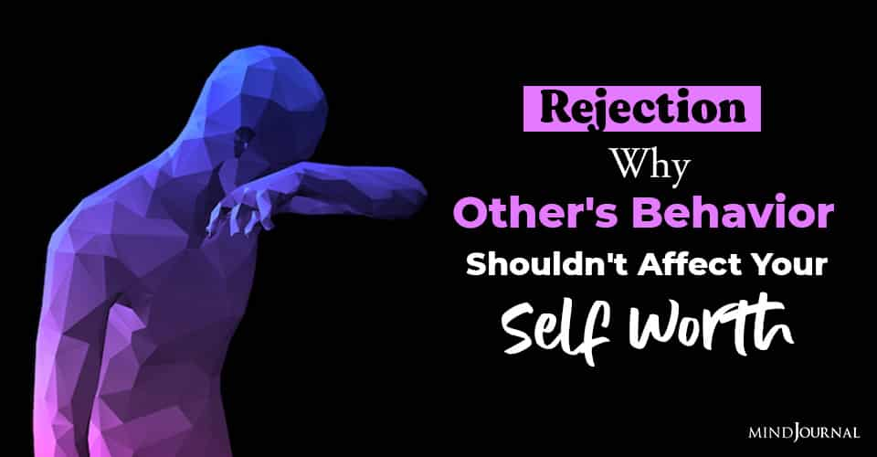 Rejection Affect Self Worth