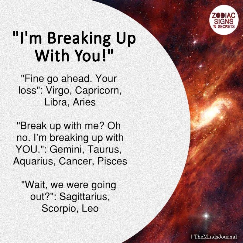 pisces astrology break up