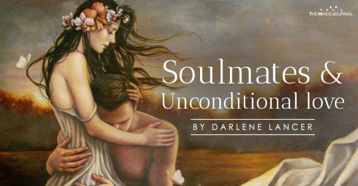 Soulmates And Unconditional Love
