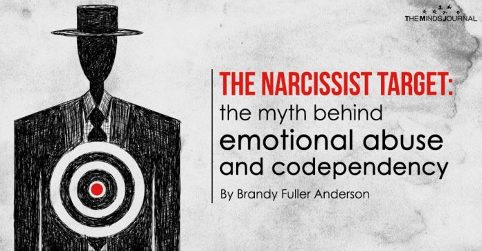 THE NARCISSIST TARGET The Myth Behind Emotional Abuse and Codependency