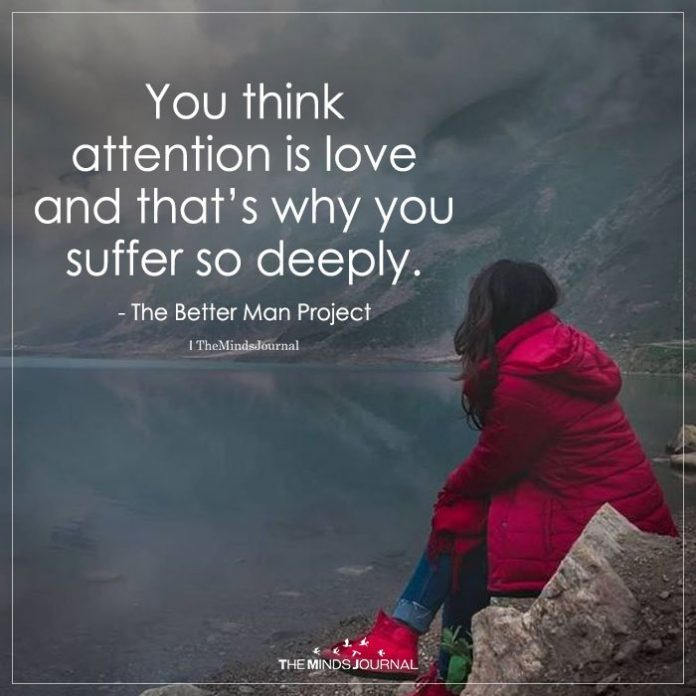 You Think Attention Is Love