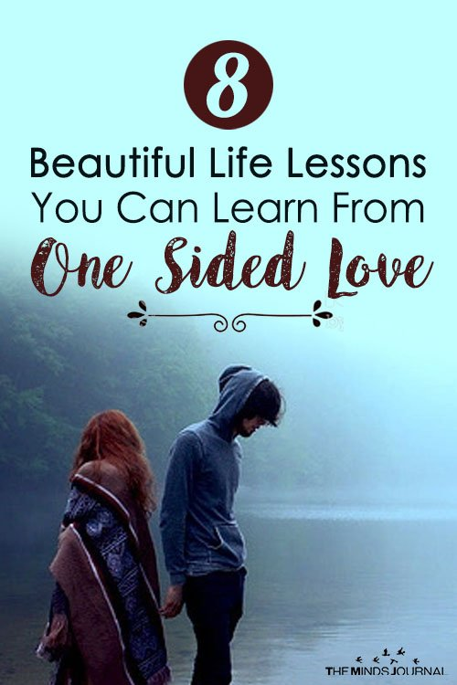 8 Beautiful Life Lessons You Can Learn From One Sided Love
