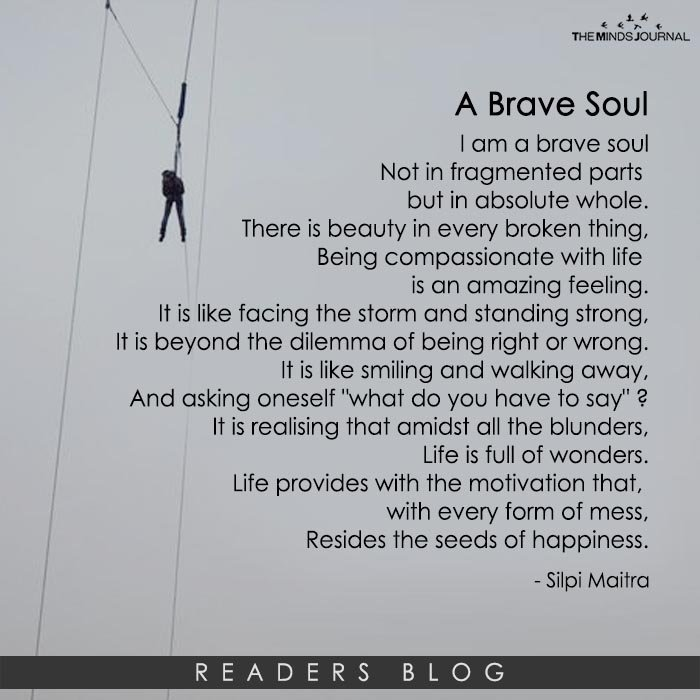 A Brave Soul