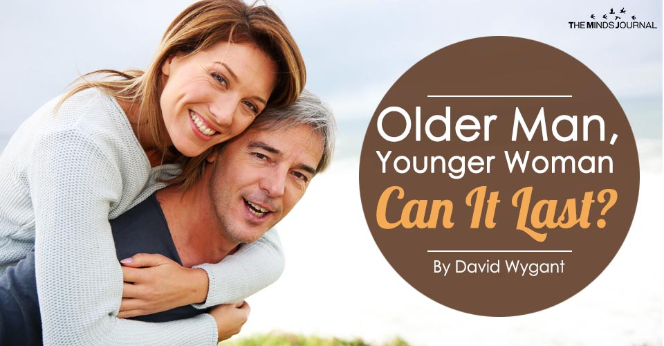 An Older Man and A Younger Woman: Can The Relationship Last?