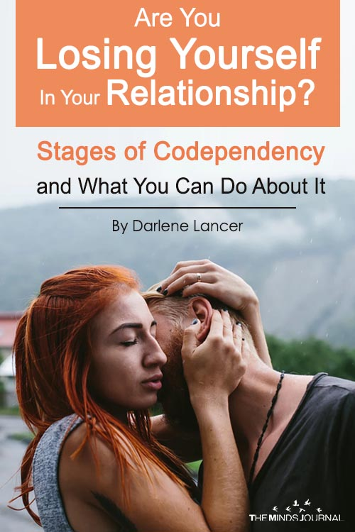 Are You Losing Yourself In Your Relationship Stages of Codependency and what you can do about it