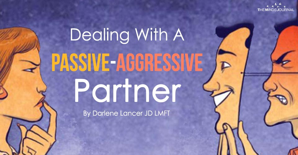 Dealing With A Passive-Aggressive Partner