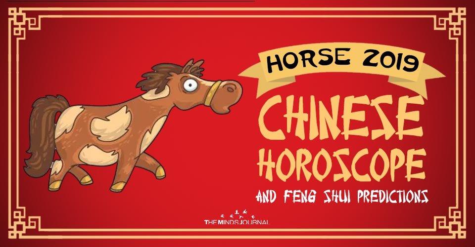 Horse 2019 Chinese Horoscope & Feng Shui Forecast