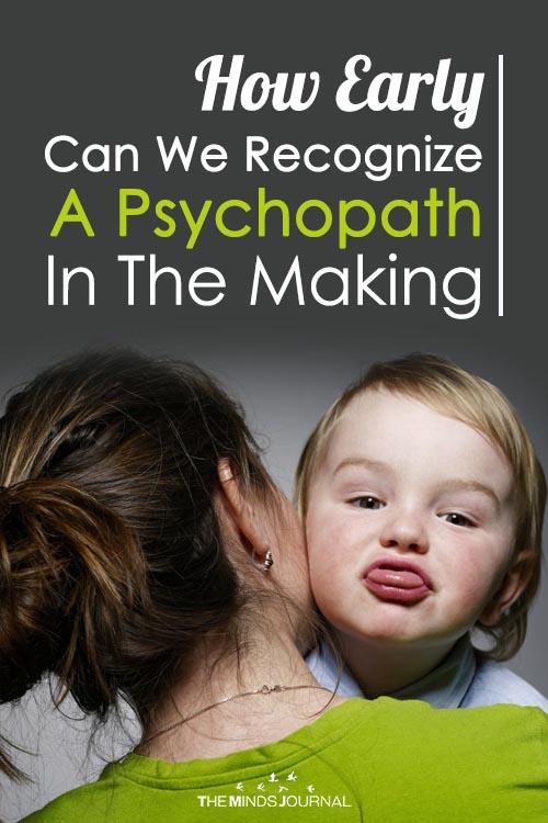 Psychopathy in Children