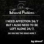 I need Affection 247