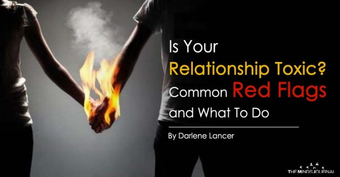 Is Your Relationship Toxic Common Red Flags and What To Do