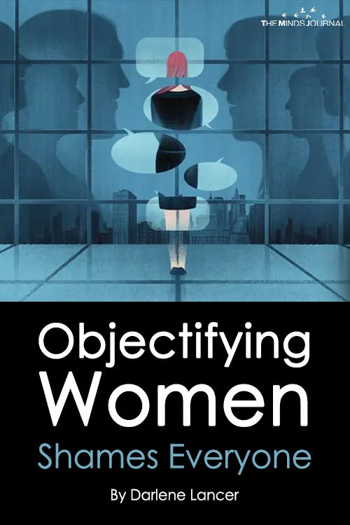Objectifying Women Shames Everyone