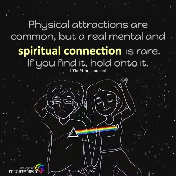 Physical attractions are common
