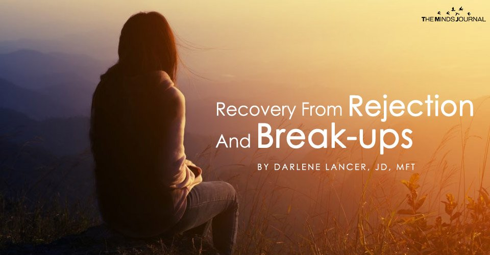 Recovery From Rejection And Break-Ups