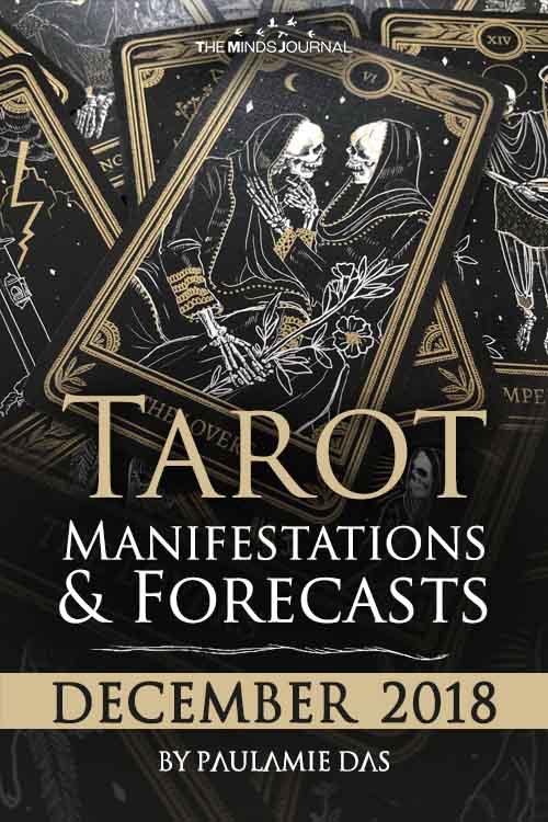 Tarot Manifestation Reading For December 2018