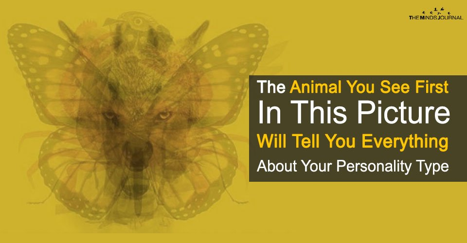 The Animal You See First in This Picture Will Tell You Everything About Your Personality Type
