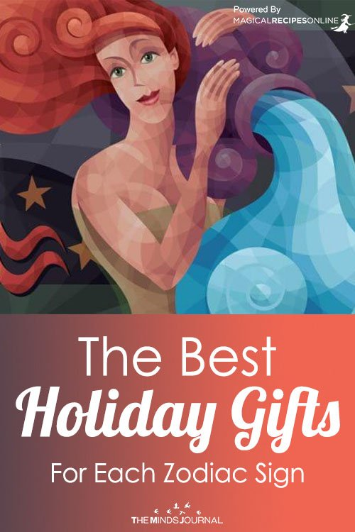 The Best Holiday Gifts For Each Zodiac Sign