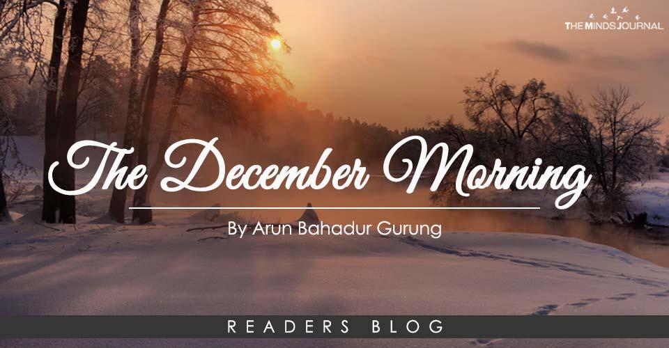 The December Morning
