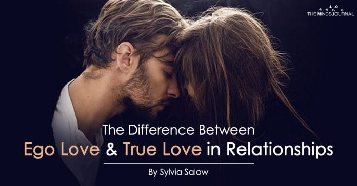 The Difference Between Ego Love and True Love in Relationship