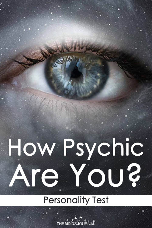 psychic quiz