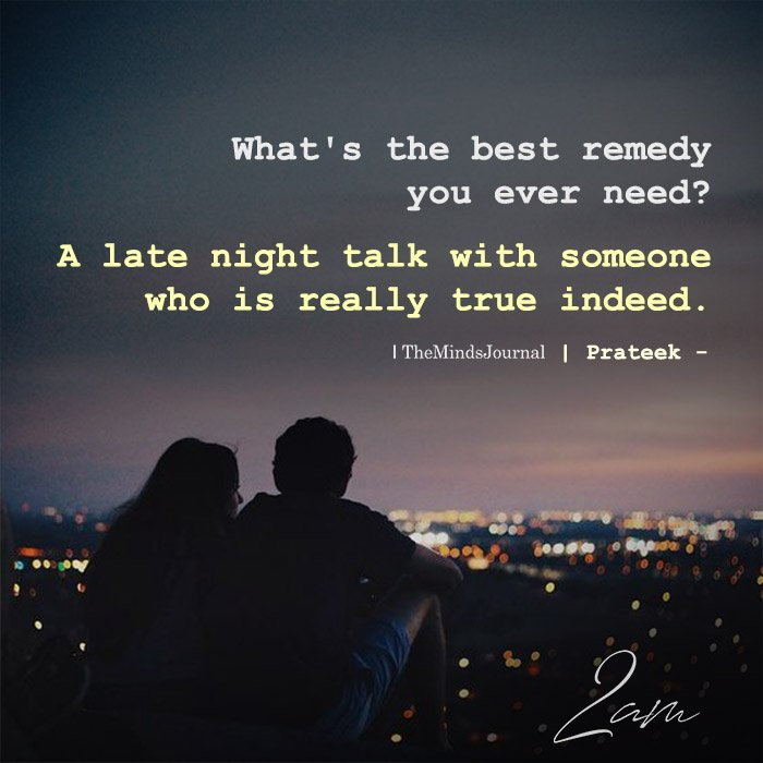 What's The Best Remedy You Ever Need