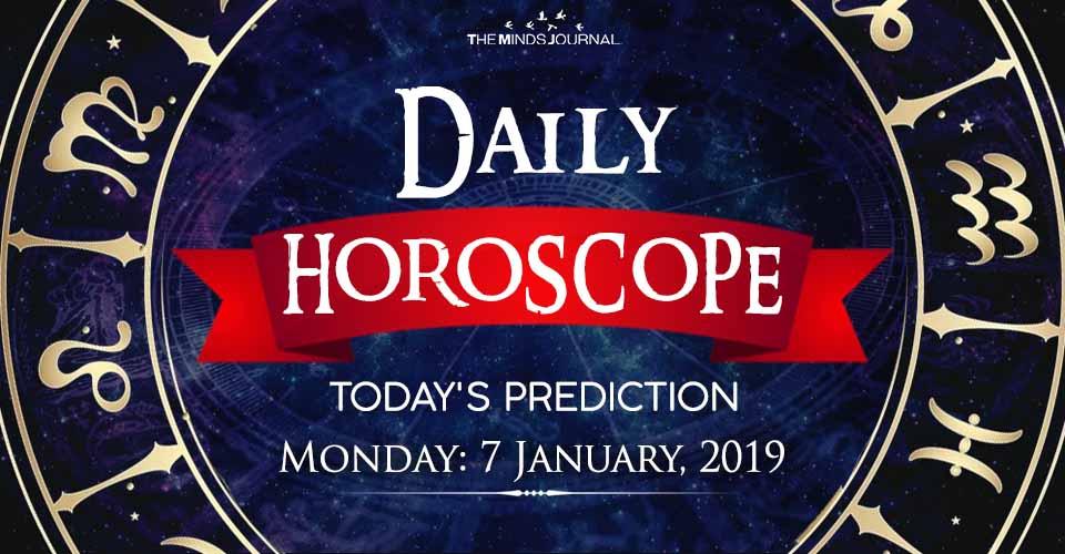 daily horoscope for january 7