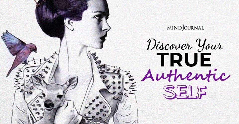 discover true aunthentic self
