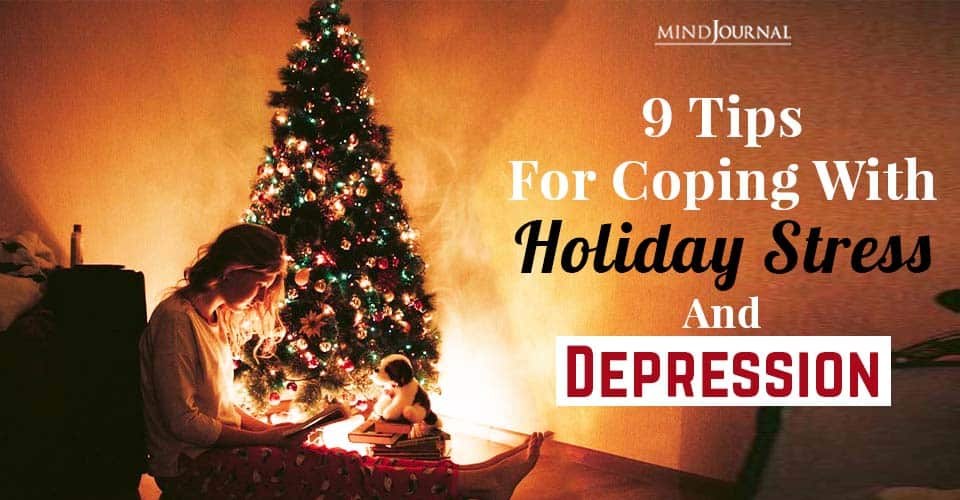 tips coping with holiday stress