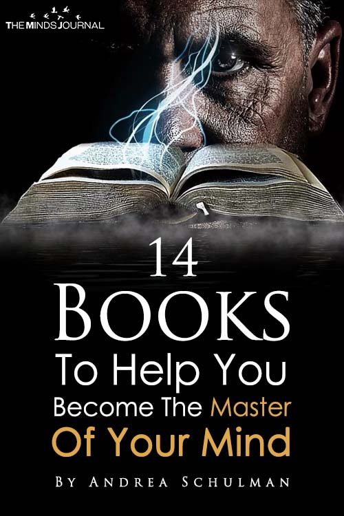 14 Books To Help You Become The Master Of Your Mind pin