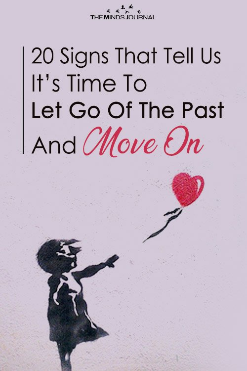 Signs It's Time To Let Go