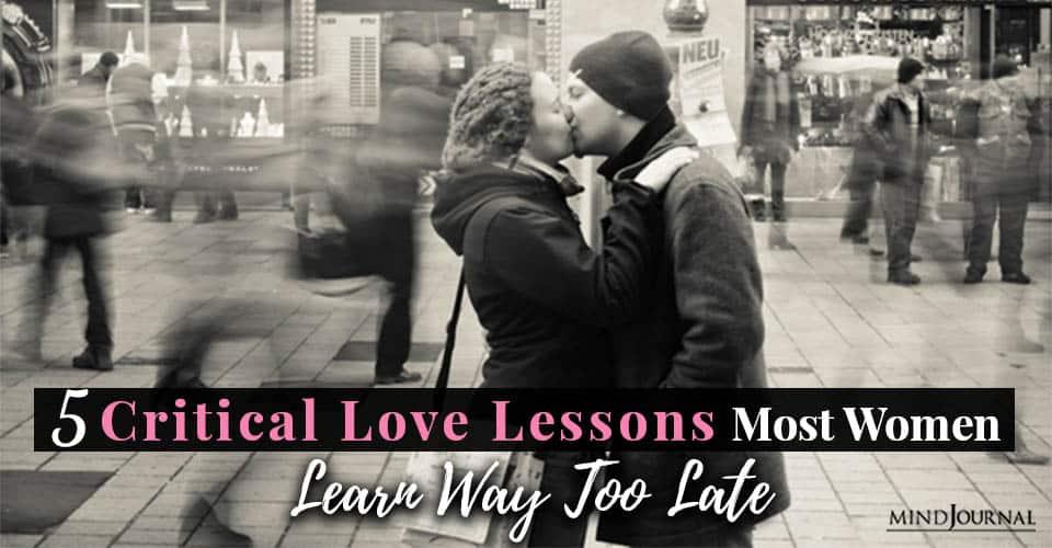 5 critical love lessons