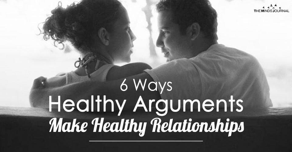Premise Indicator Words: 6 Ways Healthy Arguments Make Healthy Relationships