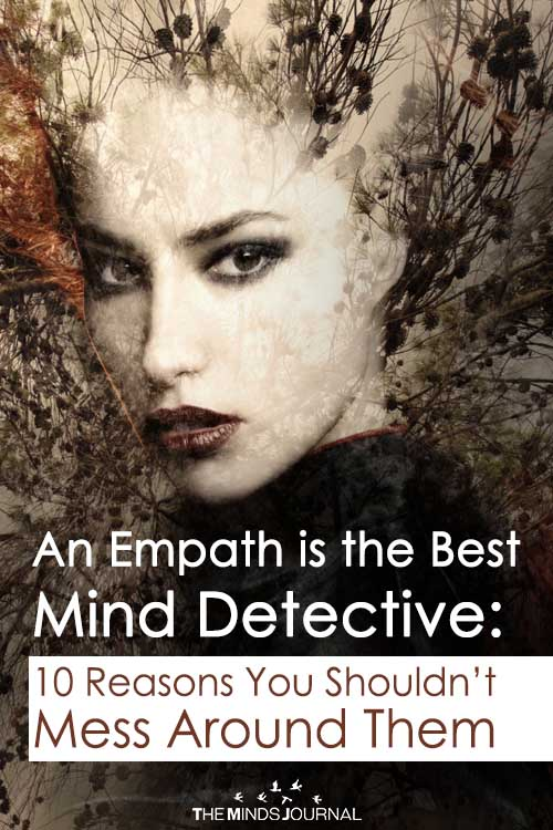 Mess With An Empath