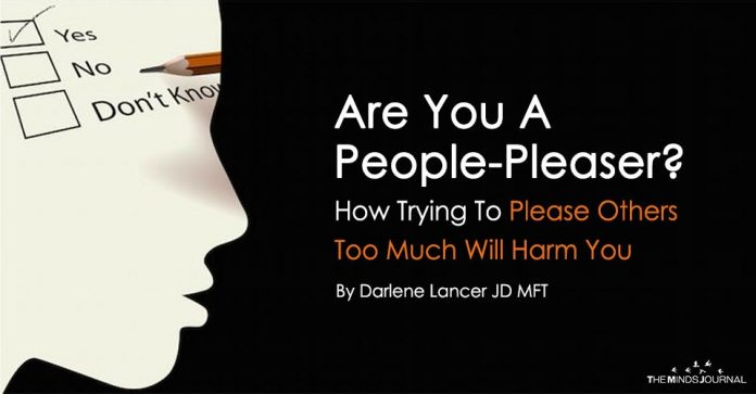 Are You A People-Pleaser How Trying To Please Others Too Much Will Harm You