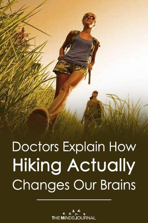 hiking has brain benefits