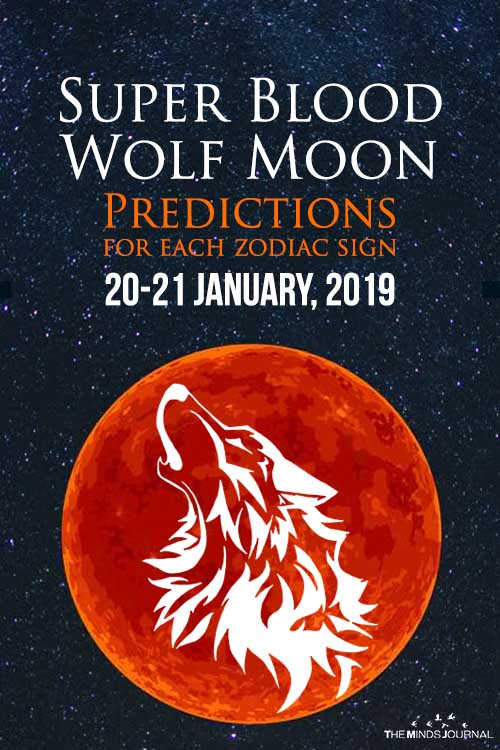 Full Moon and Lunar Eclipse Predictions – 21 January 2019