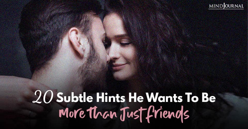 Hints Wants To Be More Than Just Friends