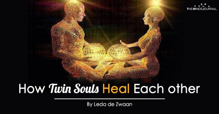 How Twin Souls Heal Each other